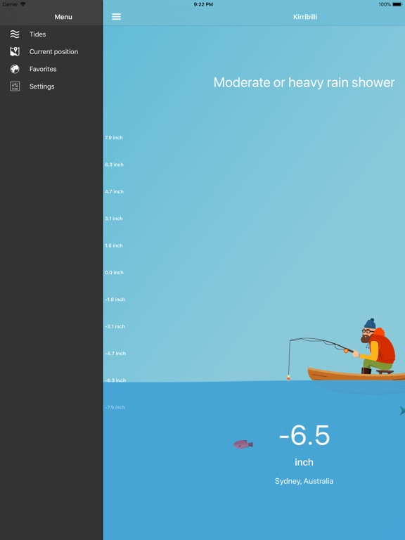 Tides for Fishermen screenshot 14