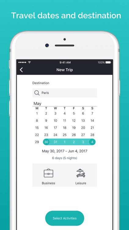 Packr Travel Packing Checklist screenshot-4