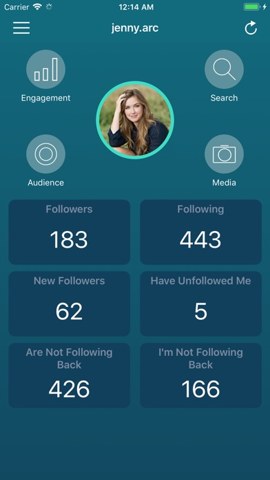 Download Followers Pro + for Instagram for Pc
