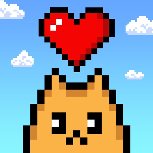 Pixel Cat - 数字で色ぬり