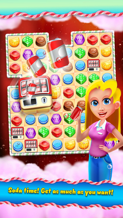 Sweet Candies 3 screenshot 3