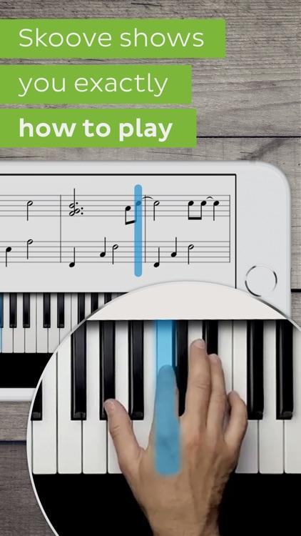 Skoove - Learn Piano screenshot-3