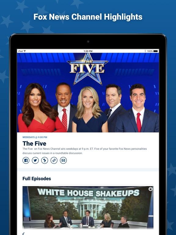 Screenshot #4 for Fox News: Live Breaking News