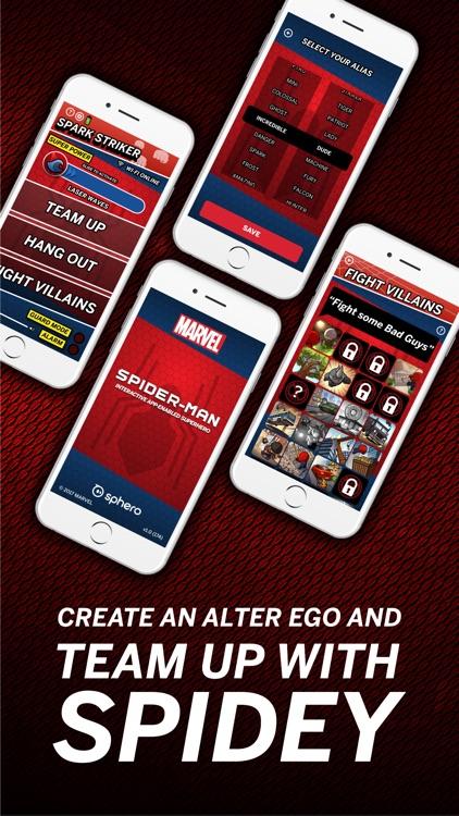 Spider-Man App-Enabled Hero screenshot-3