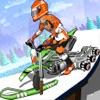 雪のバイクスタントライダー - iPhoneアプリ