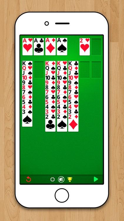 Standard Solitaire - Card Game screenshot-3