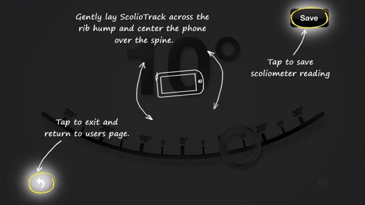 ScolioTrack screenshot-3