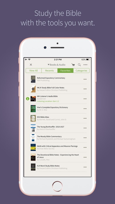 NIV Bible+ by Olive Tree App Profile  Reviews, Videos and More
