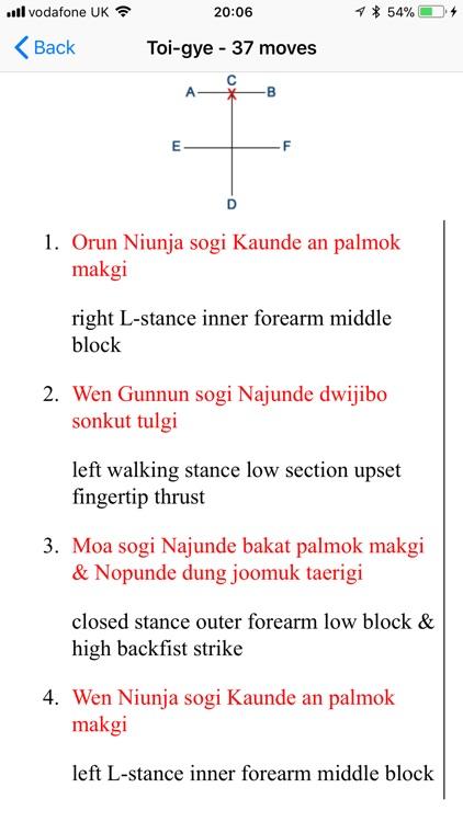 GMSMA ITF Style Theory screenshot-4
