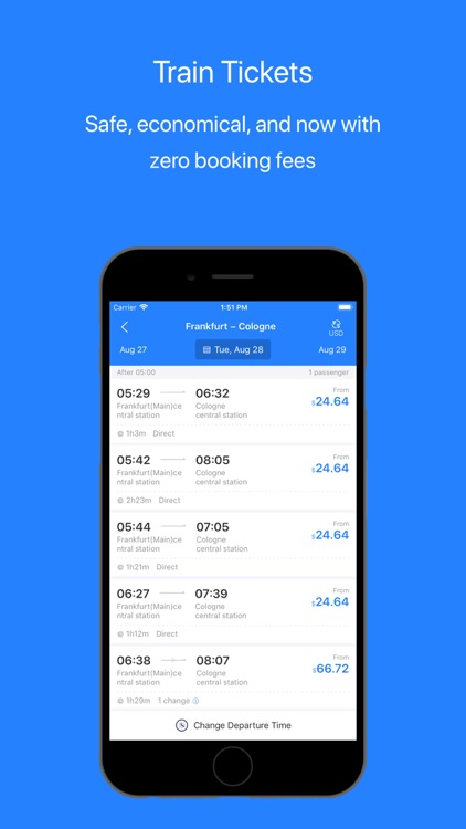 Trip.com – Flights & Hotels screenshot-4