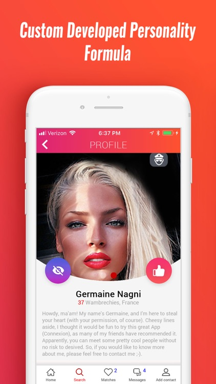 Bambu dating App