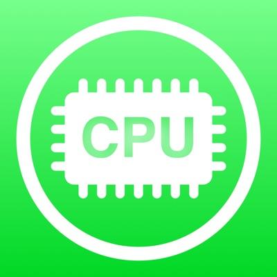 CPU Speed Tester ios app