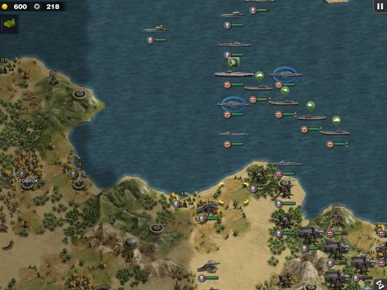 Glory of Generals Screenshots