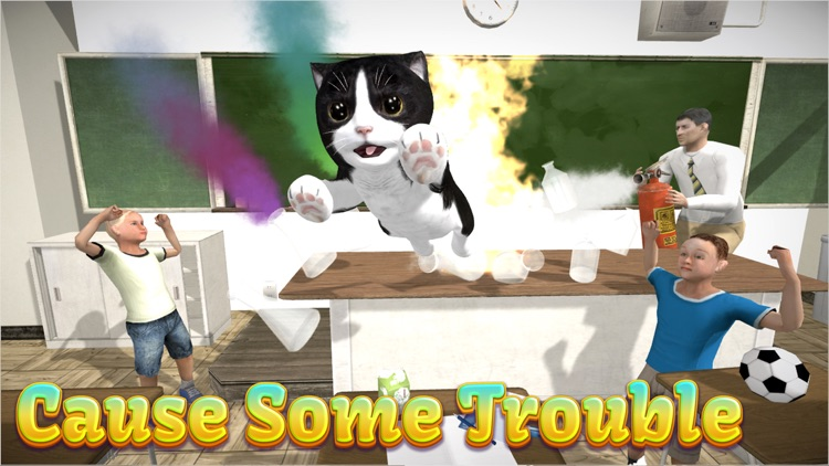 Cat Simulator:  Kittens 2018 screenshot-2