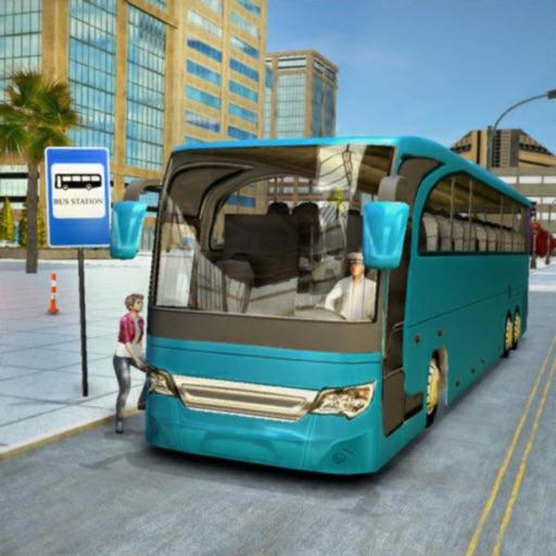Автобус симулятор 2к17 парковк