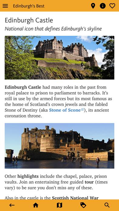 Edinburgh's Best: Travel Guide screenshot 2
