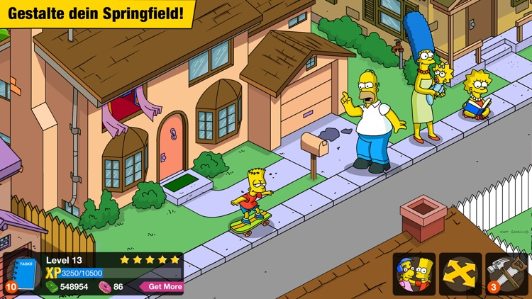 Die Simpsons™: Springfield screenshot-0