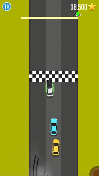 Rope Drift Race screenshot-3