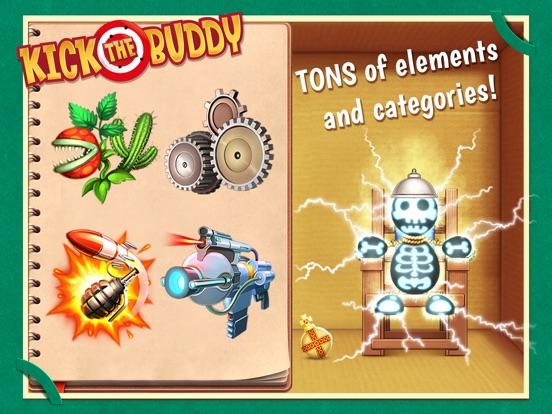 Kick the Buddy (Ad Free) screenshot 9