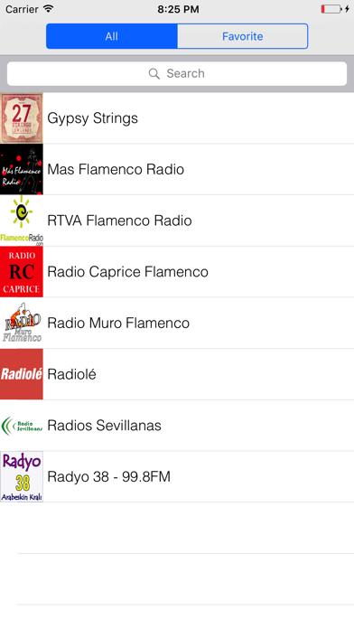 Radio FlamencoCaptura de pantalla de1