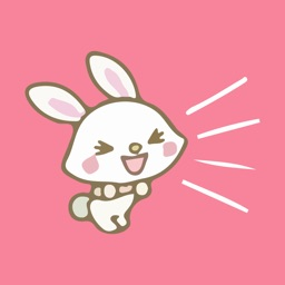Bun Bun Emotes Sticker Pack IM