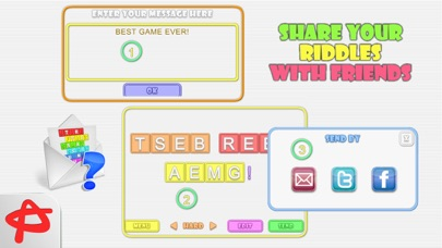 Words and Riddles: Crossword Puzzle Game screenshot 10