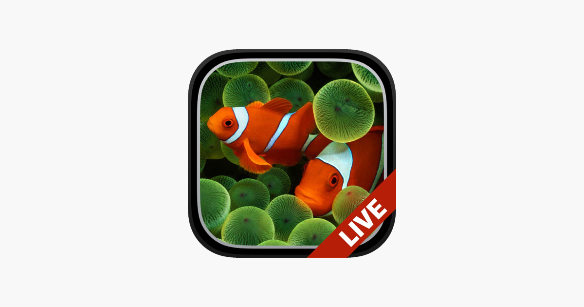 Aquarium Dynamic Wallpapers+ on the App Store