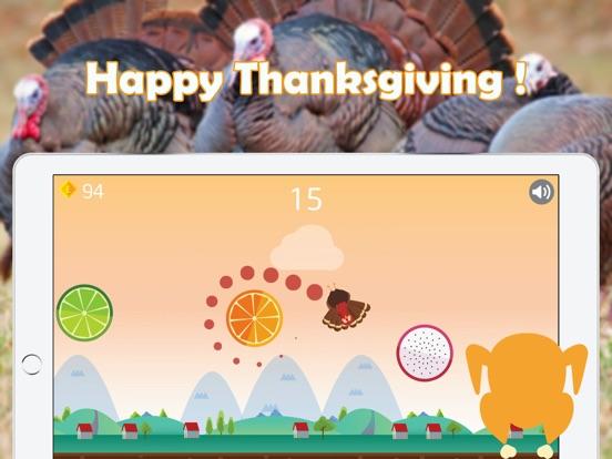 Thanksgiving Jumping Turkey screenshot 10