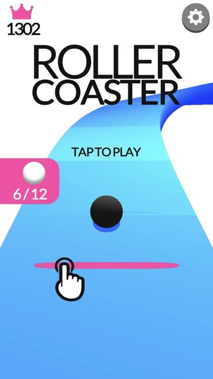 Roller Coaster screenshot-3