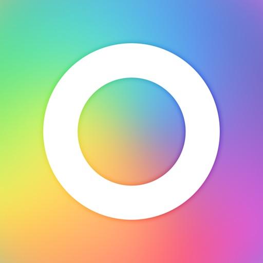 Rainbow Cam - 模擬自然虹彩相機