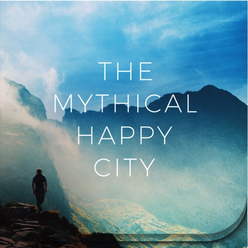 Mythical Happy City book: The Pursuit of Happiness icon