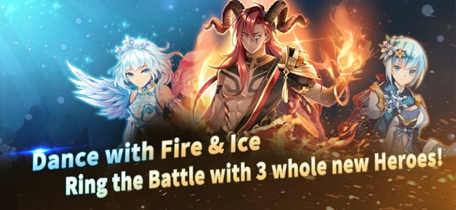 Mod Game Dawn Break -Ice and Fire- for iOS