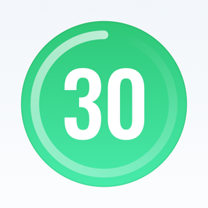 30 Day Fitness Challenge Log Health & Fitness app