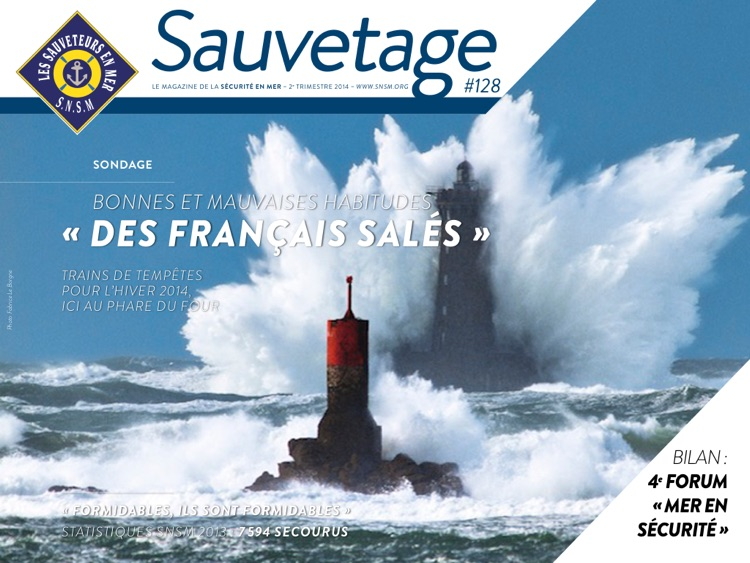 Magazine Sauvetage screenshot-0