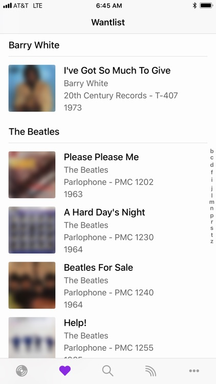 Vinyl Record App screenshot-1