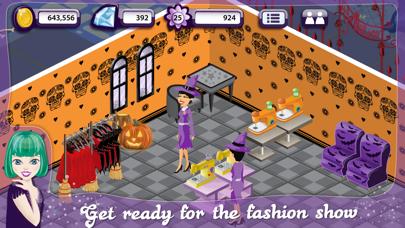 Fashion Design World Halloween Screenshot
