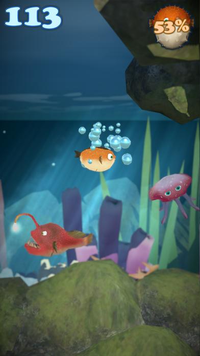 Fugu Frenzy screenshot 1