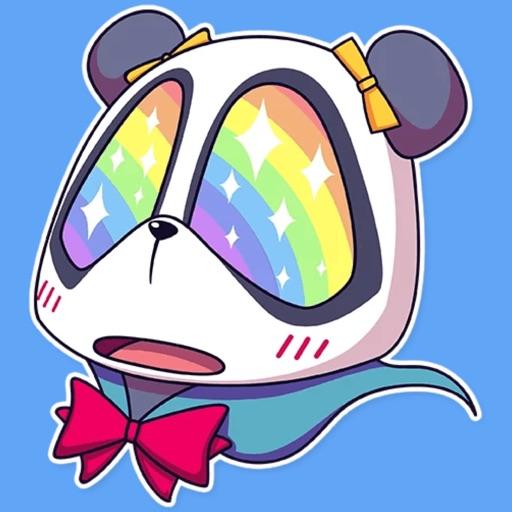 Panda STiK Sticker Pack