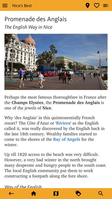Nice's Best: A Travel Guide screenshot 2