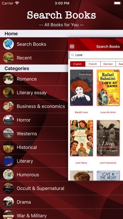 Search Books