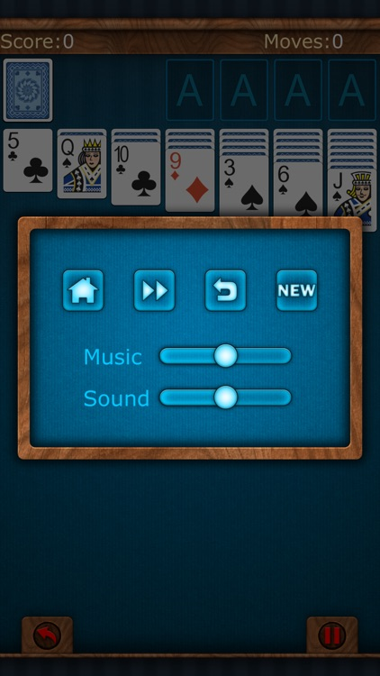Solitaire X - with Vegas Mode screenshot-4