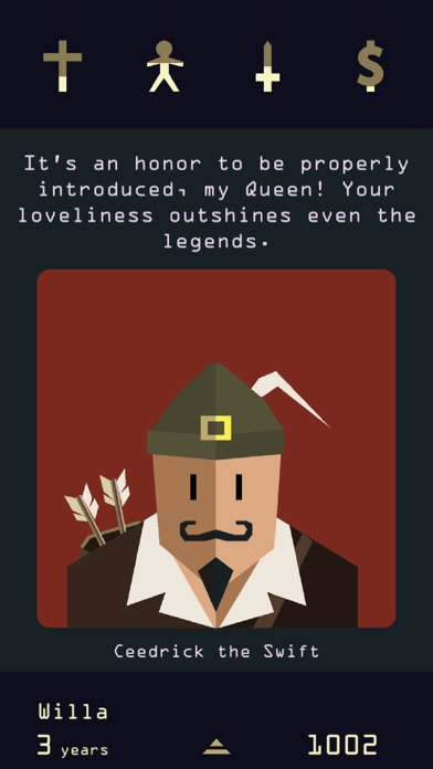 Screenshot #6 for Reigns: Her Majesty