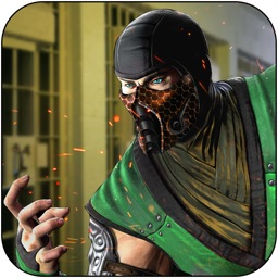 Superhero Ninja Survival Story