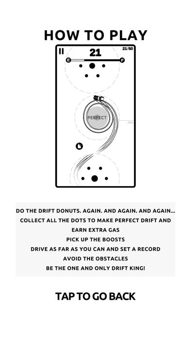 Donuts Drift - Slide Drifting screenshot 3