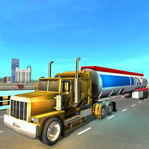 Oil Transport Truck Simulator