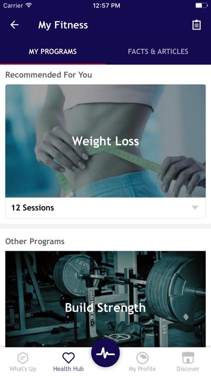 MSIG Wellness screenshot-3
