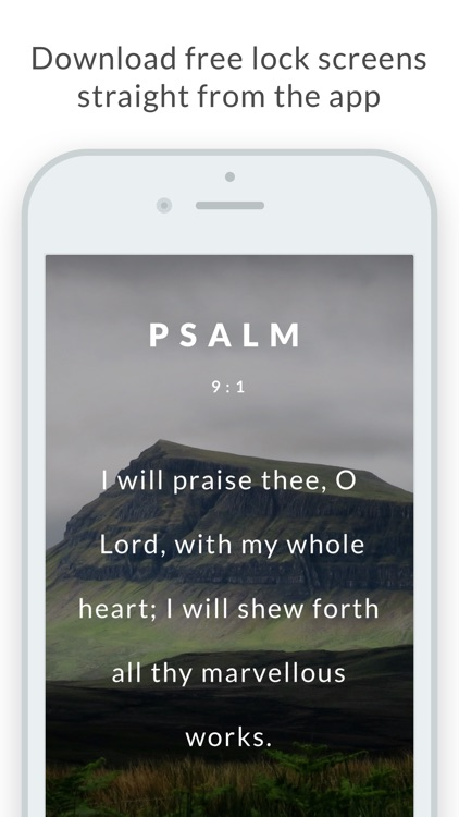 Daily Bible Verse Inspirations screenshot-4
