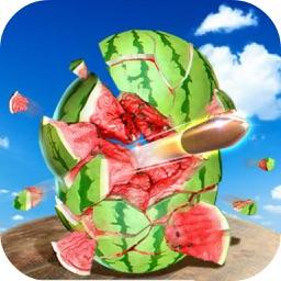 Watermelon Hit Target