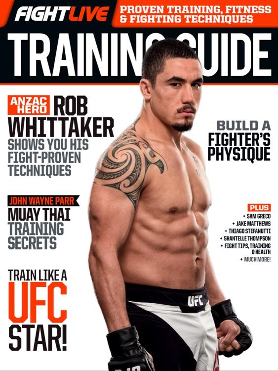 Fight Live Magazine screenshot-3
