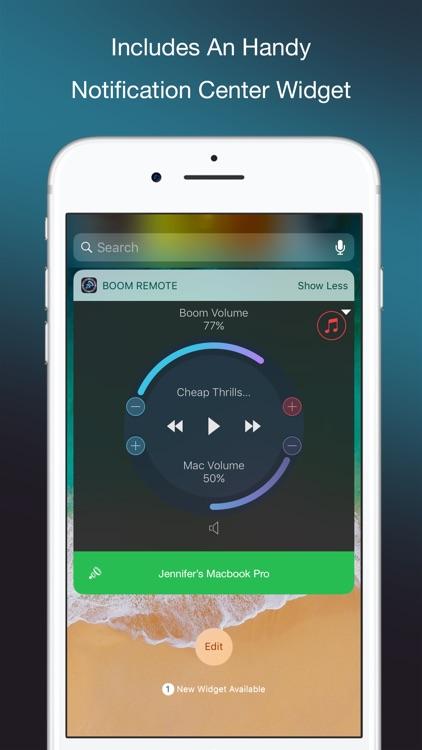 Boom Remote screenshot-4